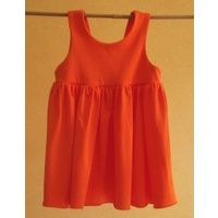 Babies Tie Back Dress